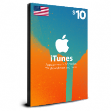 iTunes Card $10 USA
