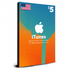 iTunes Card $5 USA