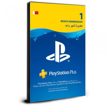PlayStation Plus 1 Month BH
