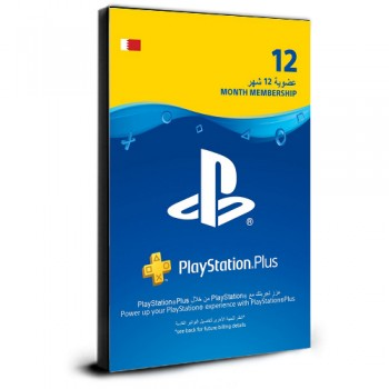 PlayStation Plus 12 Months BH