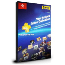 PlayStation Plus 3 Months Hong Kong