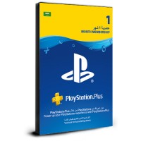 PlayStation Plus 1 Month KSA