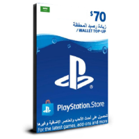 PlayStation Card $70 KSA