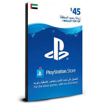 PlayStation Card $45 UAE