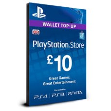 PlayStation Card £10 UK