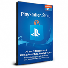 PlayStation Card $10 USA
