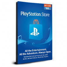 PlayStation Card $100 USA