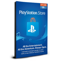 PlayStation Card $20 USA