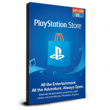 PlayStation Card $25 USA