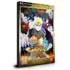 Naruto Shippuden Ultimate Full Burst